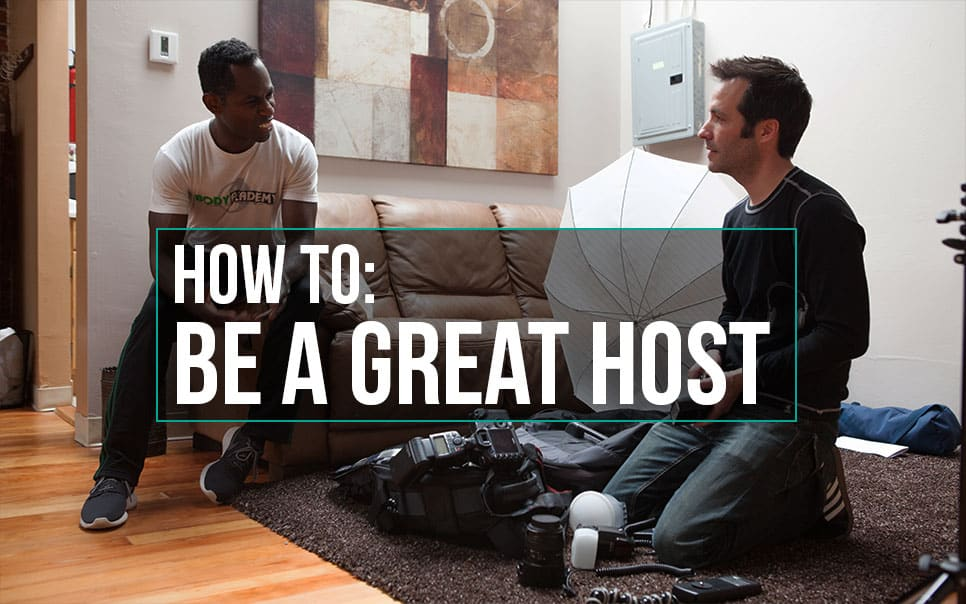 peerspace guide to hosting 7 tips to monetize your space peerspace blog. Black Bedroom Furniture Sets. Home Design Ideas
