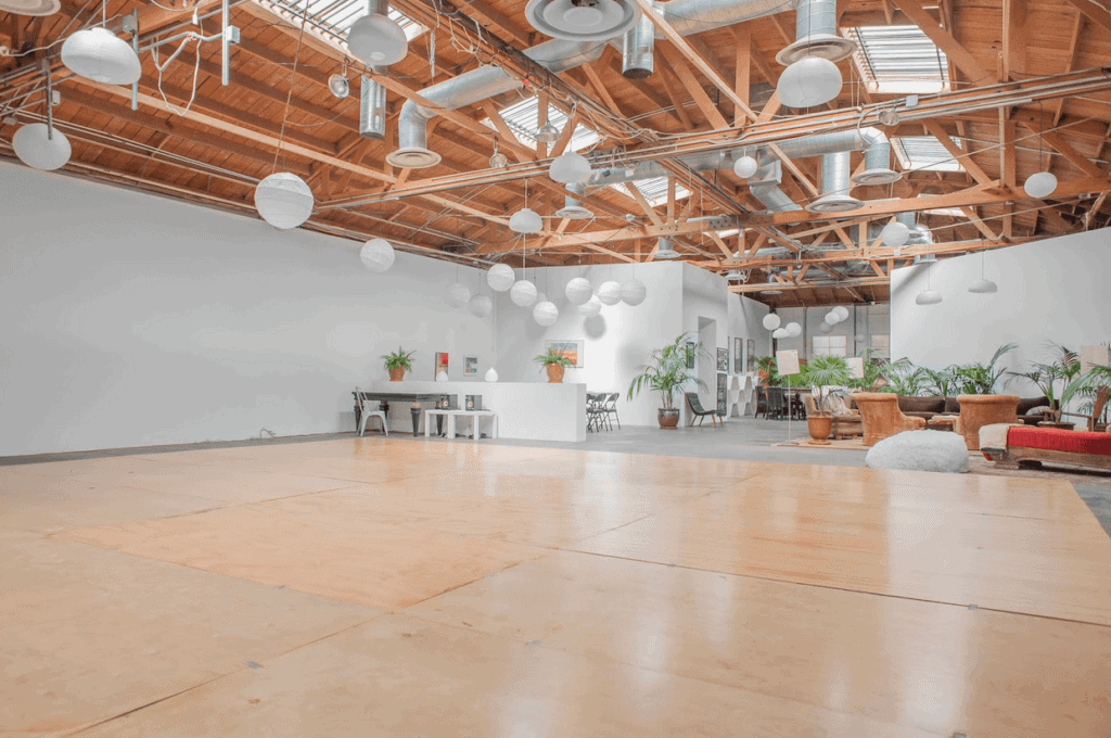 Los Angeles Featured Spaces
