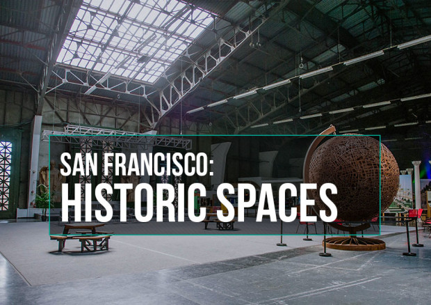 Palace of Fine Arts Event Space
