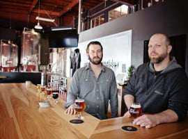 Harmonic Brewery small business marketing