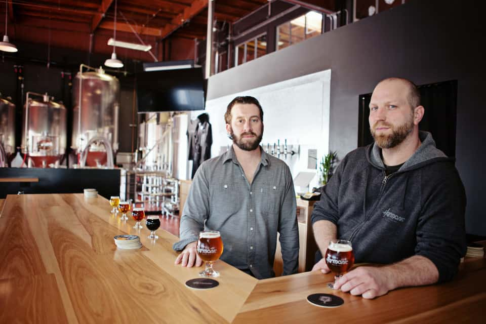 Harmonic Brewery small business marketing