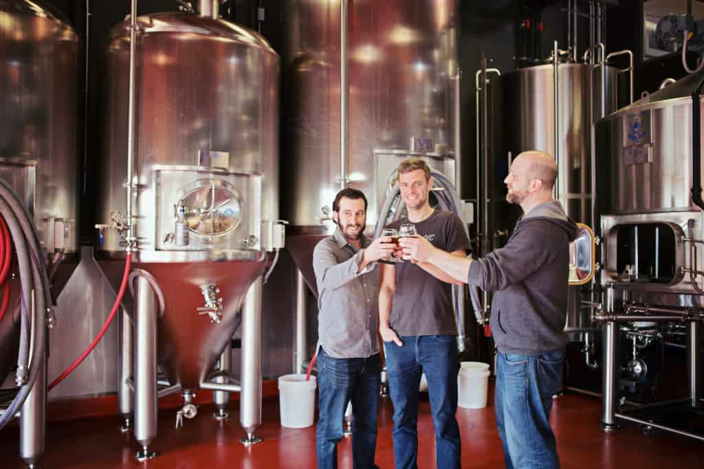 Brewery small business marketing