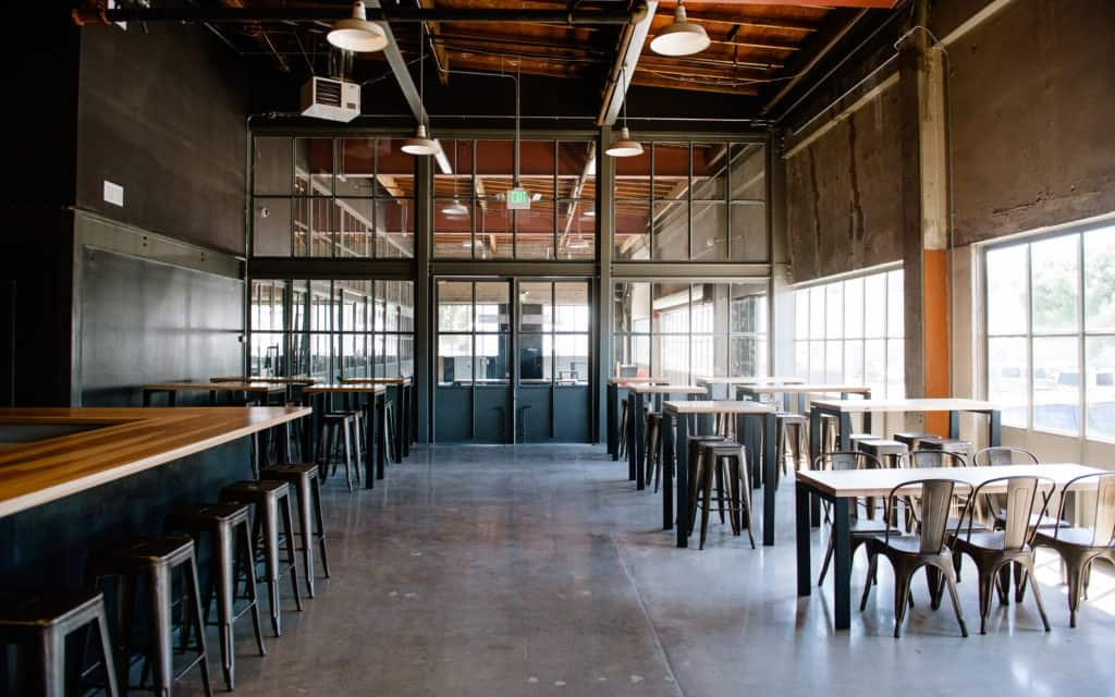 Brewery Event Space San Francisco