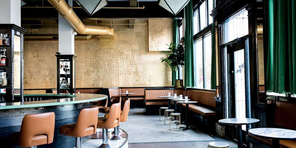 Art Deco Inspired Club