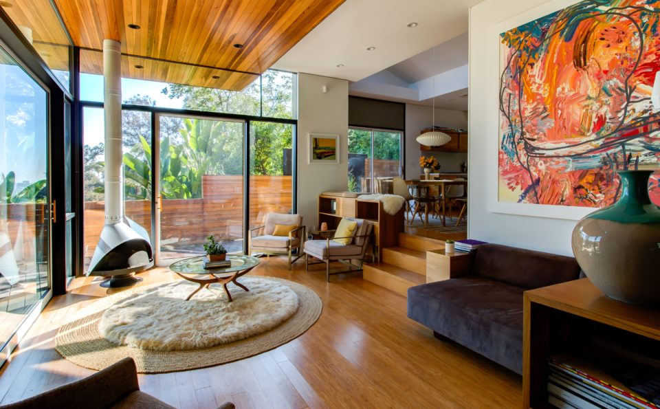 Midcentury Modern Architectural Home, Los Angeles