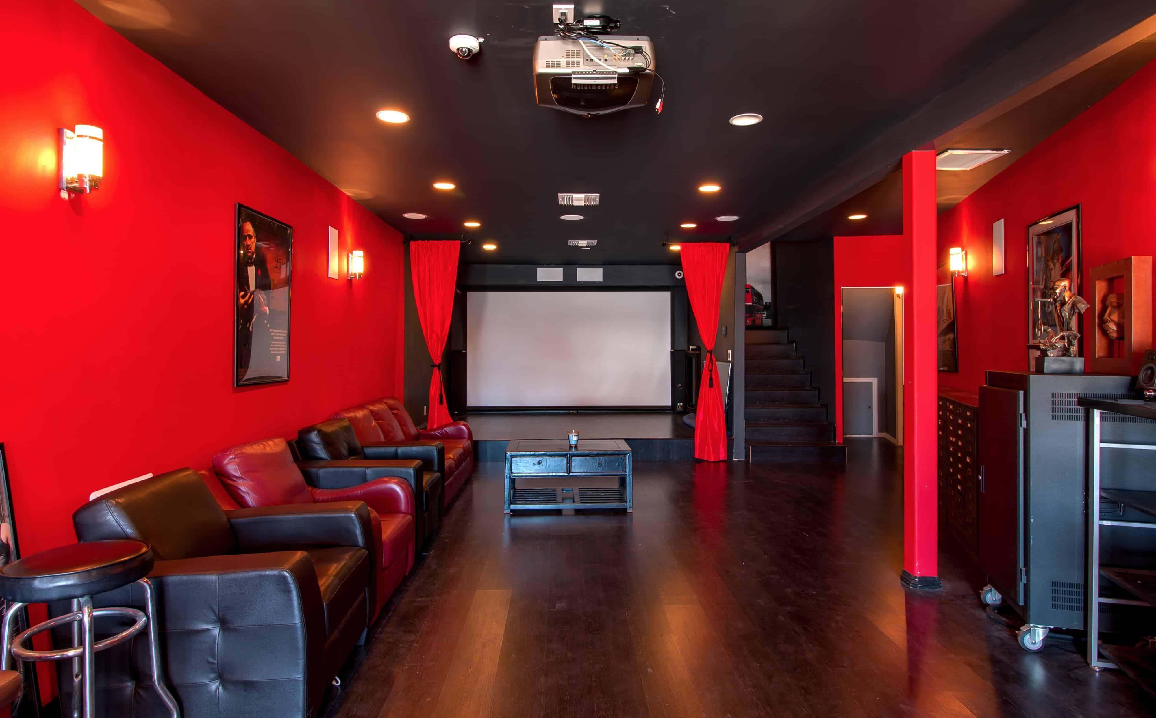 movie screening venue