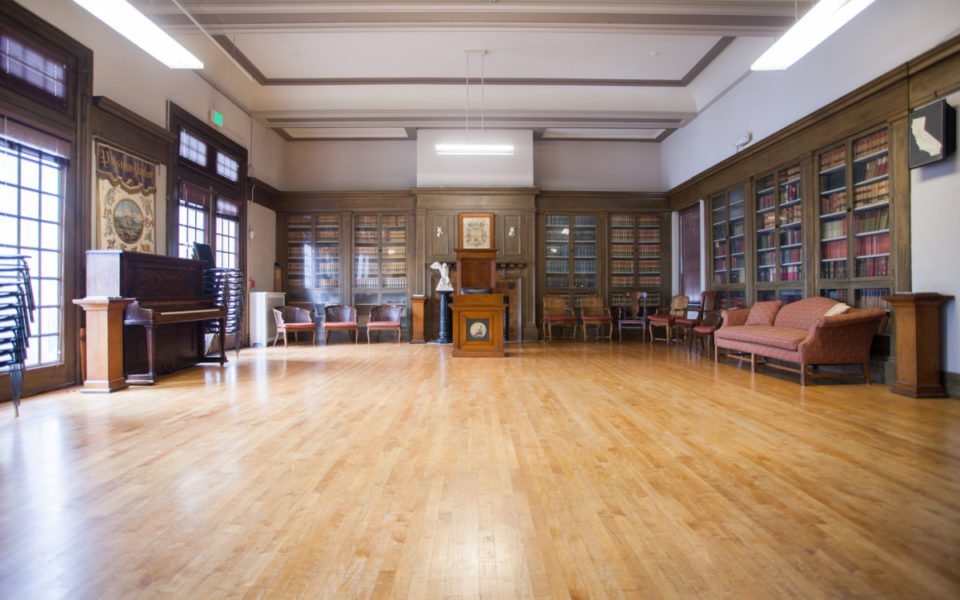 Historic Meeting Space