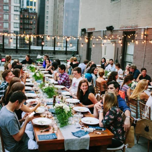 2018 Predictions: Supper Clubs, Trading Up Offices, and Mansion Soirées   Peerspace