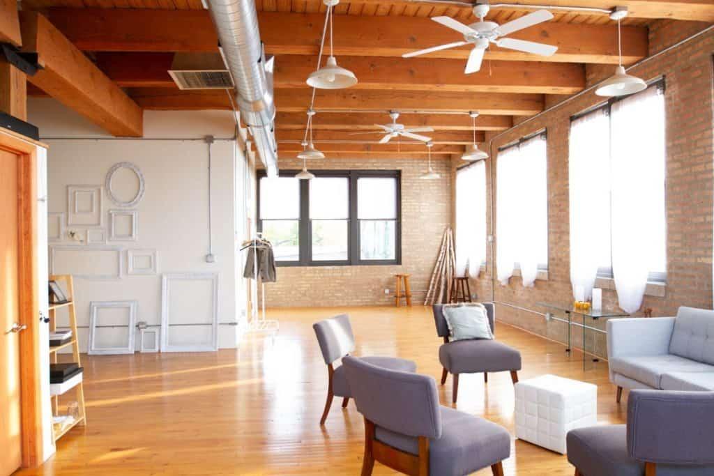 ravenswood loft chicago