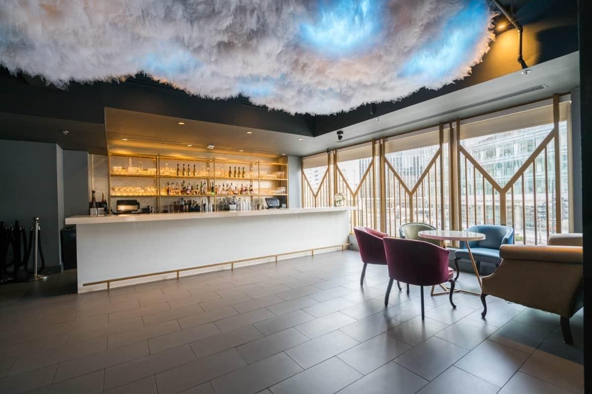 private bar event venue washington dc rental