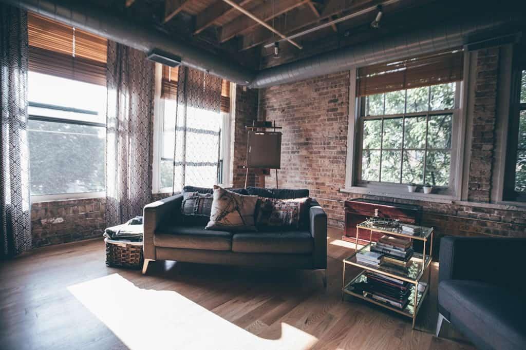 Andersonville Loft Space chicago rental