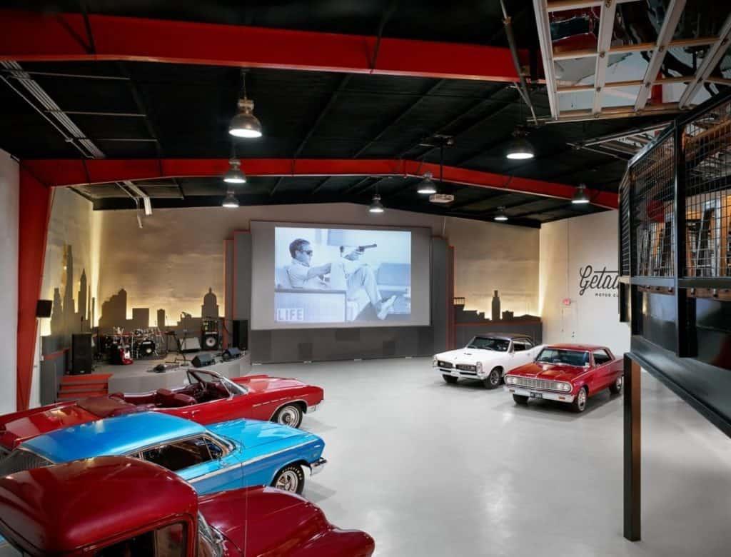 vintage car museum austin
