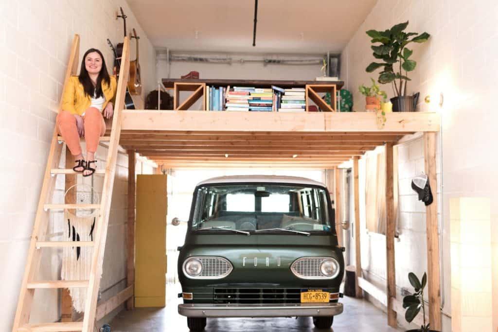 garage loft brooklyn nyc rental