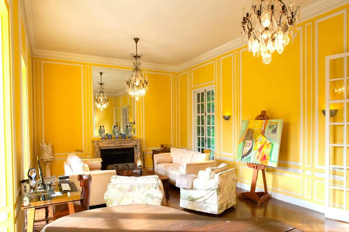 Kingsley House Historical French Chateau los angeles rental
