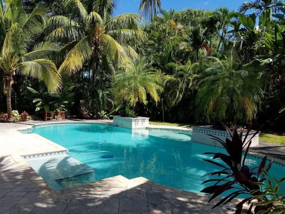 tropical oasis miami rental
