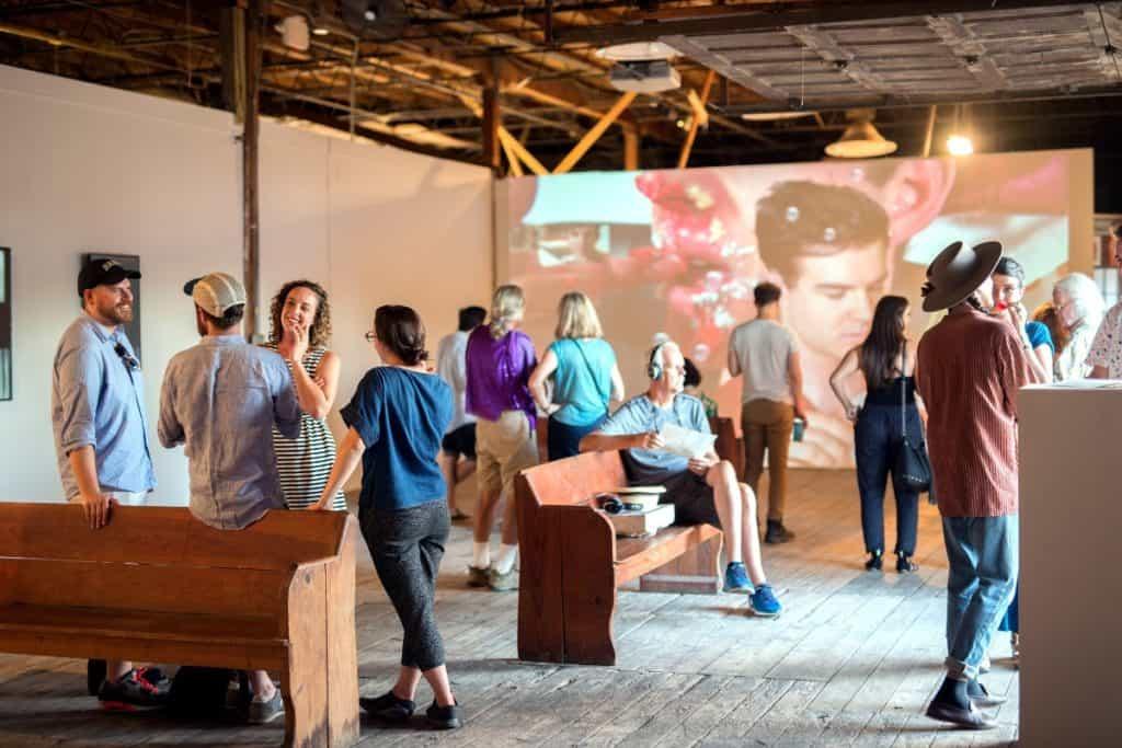 art warehouse austin rental