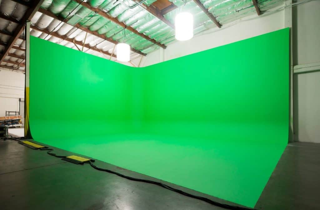 green screen production studio los angeles rental