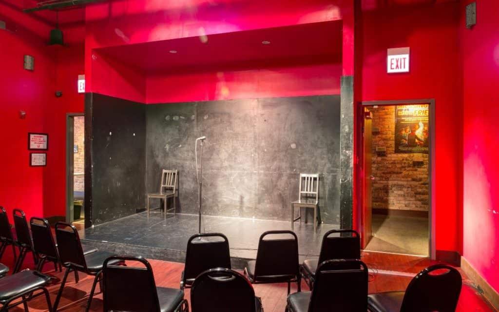 red black box theatre chicago rental