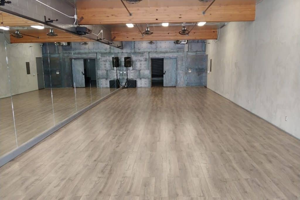 dance studio san diego rental