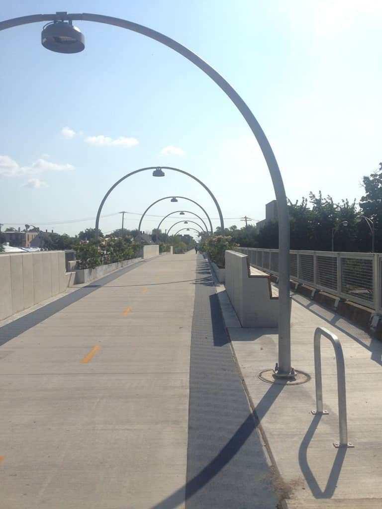 Bloomingdale Trail, aka the 606 chicago
