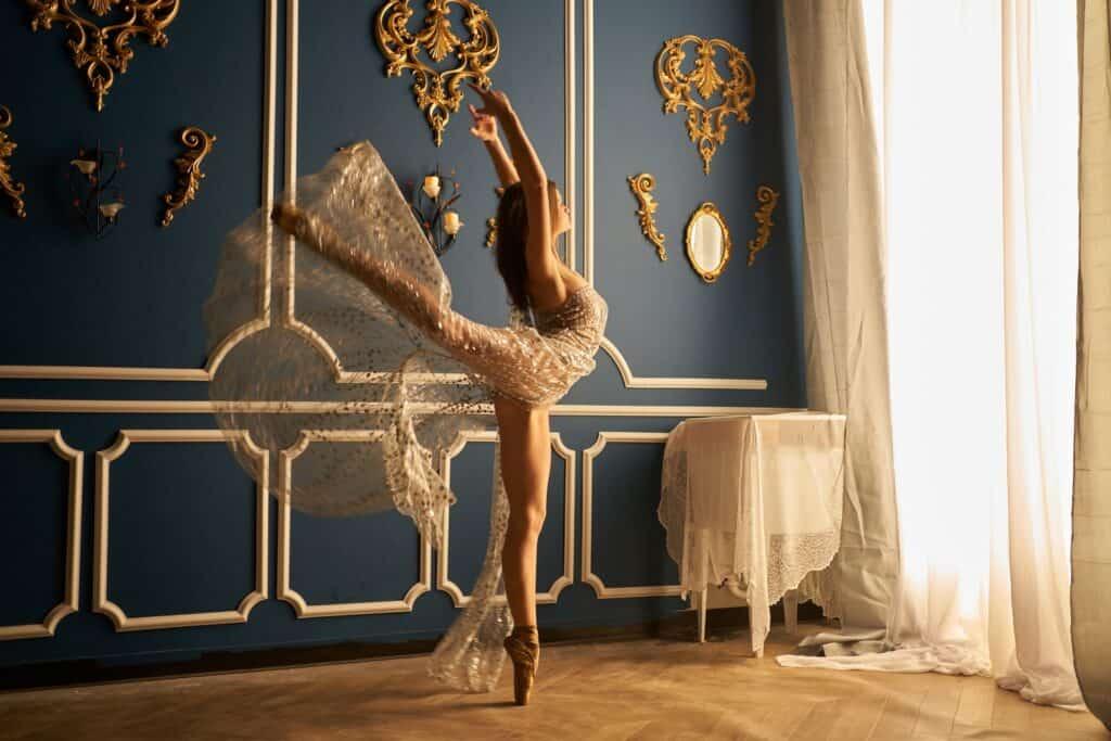 Beautiful Photo Studio with French Renaissance Fake Window Sets san diego rental