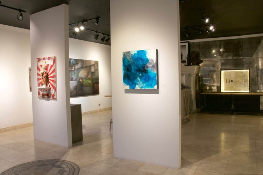 Beautiful Production Art Gallery Located in The Design District dallas rental