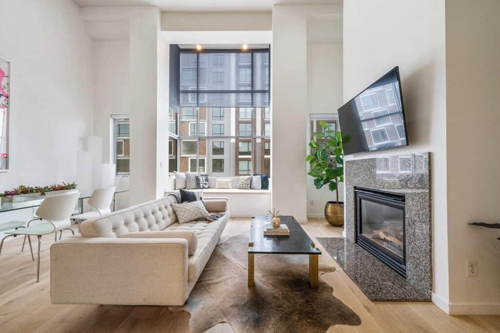 Bright & Contemporary SoMa Loft san francisco rental