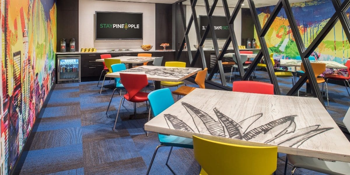 Bright Funky Meeting Space in Downtown Seattle rental
