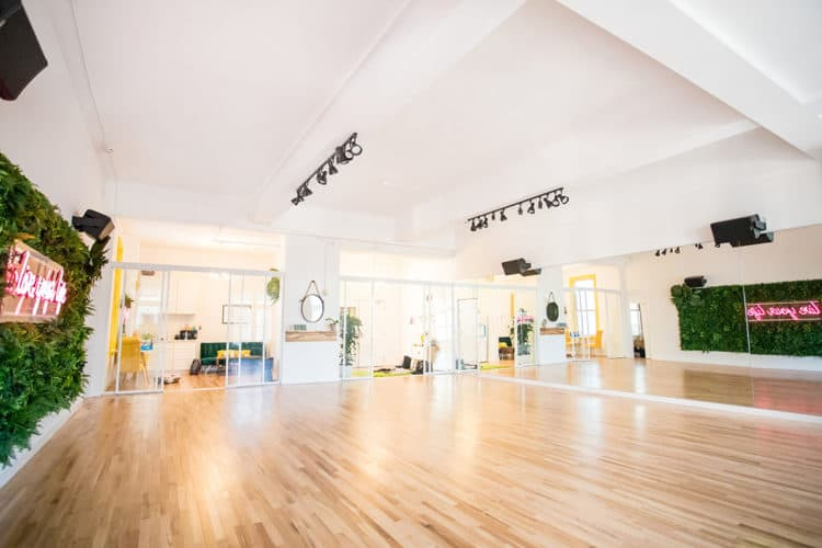 Here's How and Where to Rent a Dance Studio for a Day | Peerspace