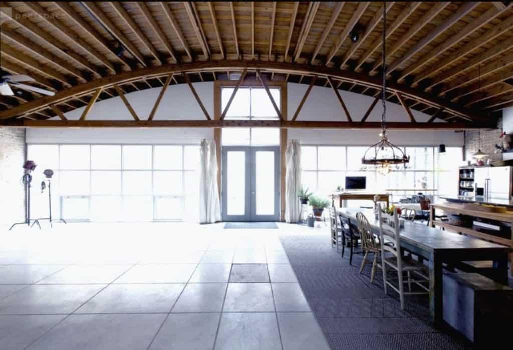 Bucktown Warehouse Loft chicago rental