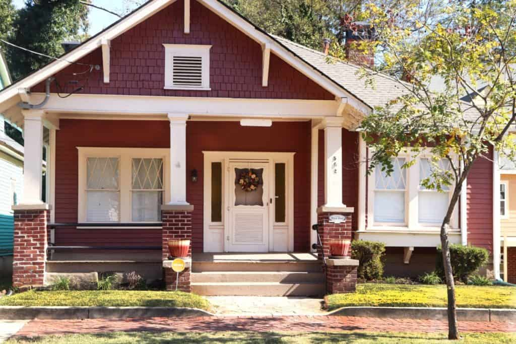 Charming Historic Bungalow with tons of character and warmth atlanta rental
