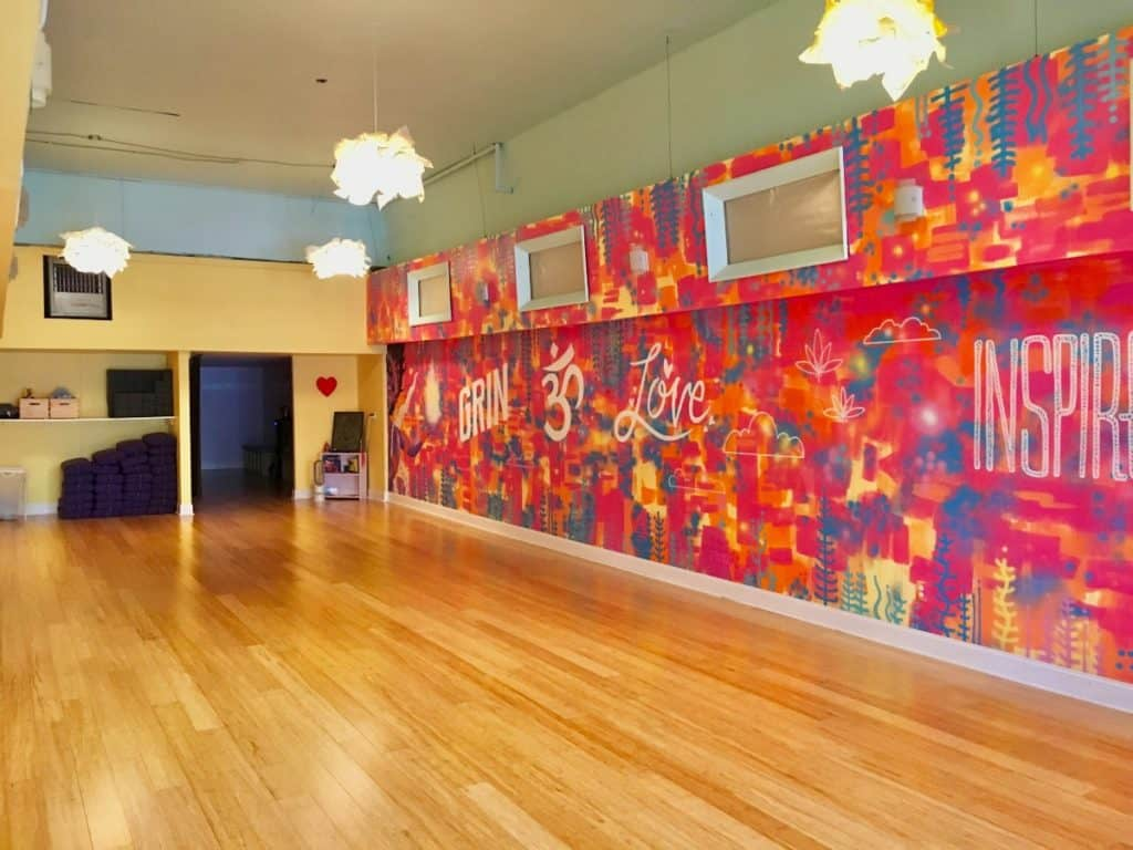 Chic Open and Spacious Yoga Studio seattle rental