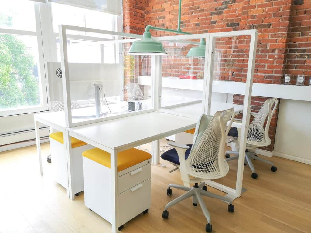 Coworking Space for Filmed Interviews & Office Shoots vancouver rental