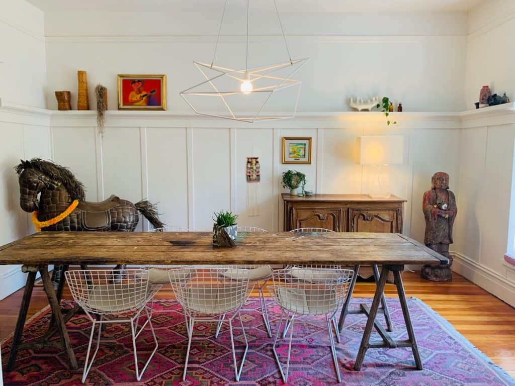 Creative, Eclectic Home with Lots of Natural Light sf san francisco rental