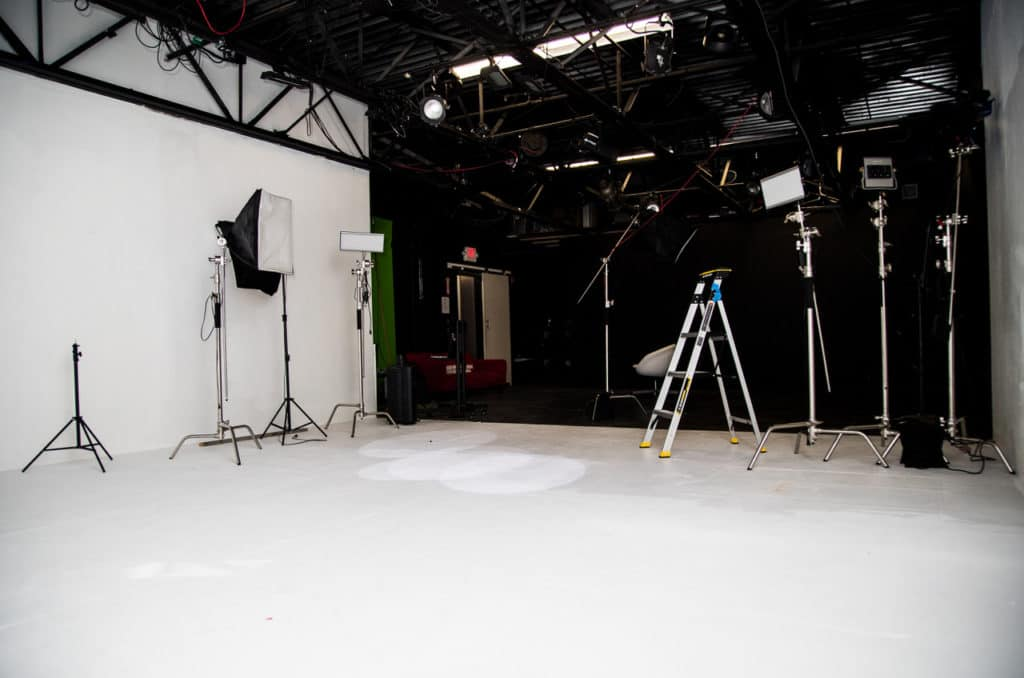 Creative Production Soundstage just off highway boston rental