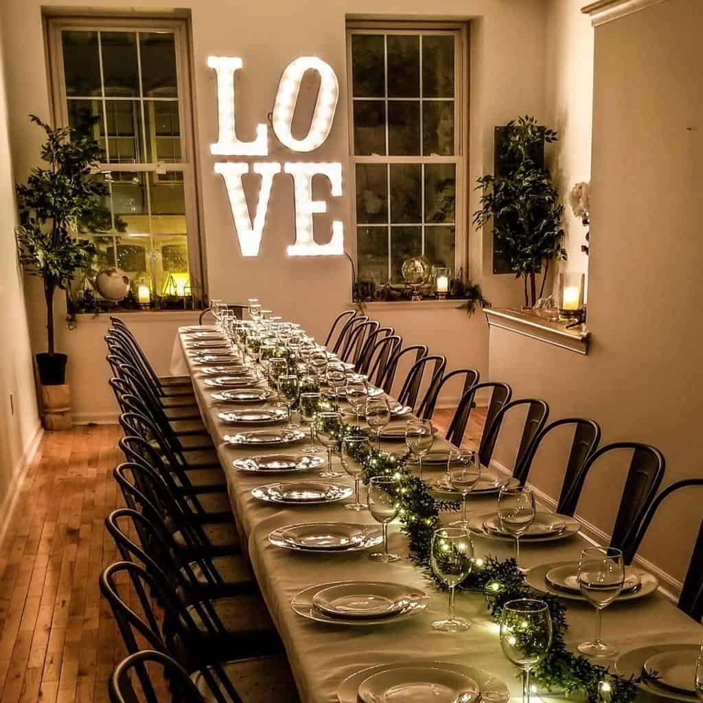 Culinary Kitchen and Private Event Space in Old City Philadelphia rental