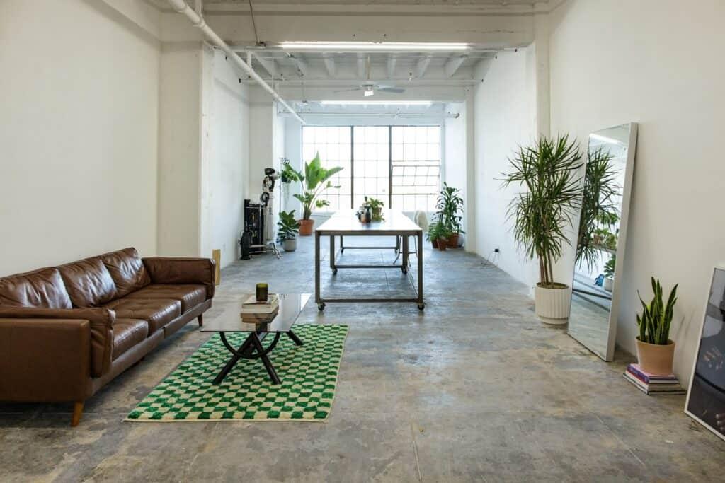 DTLA Studio with Natural Lighting + Huge Window los angeles rental