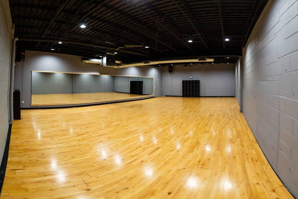 Dance Studio Multipurpose Room indianapolis rental