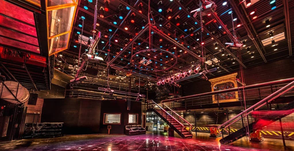 Downtown Event Venue with Industrial Theme indianapolis rental