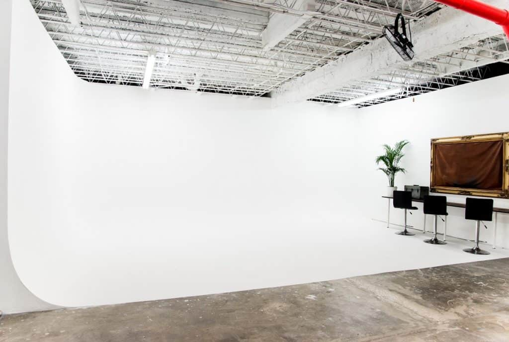 Downtown Photography Studio with Open Floor Plan and Art Gallery orlando rental