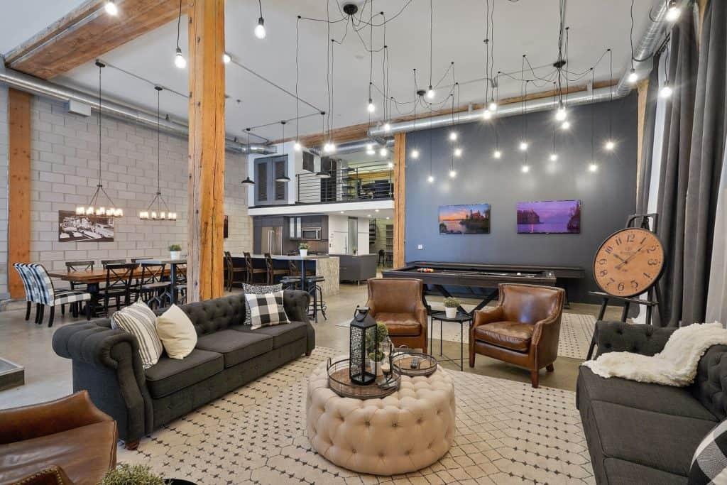 Downtown, Street Front, Walk Up, Loft in Minneapolis rental