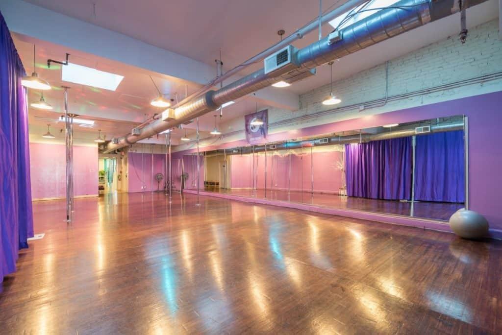 Dupont Circle Urban Dance Studio washington dc rental