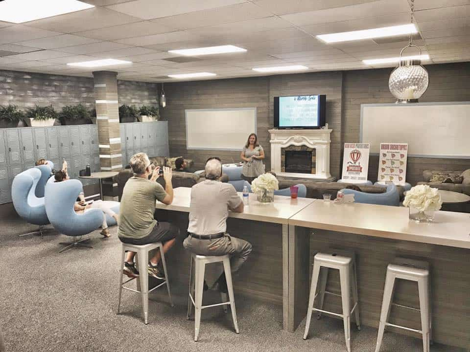 Easily Accessible and Unique Meeting Space jacksonville rental