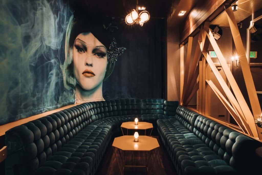 FiDi Historic Jazz Main Bar Semi-Private sf san francisco rental