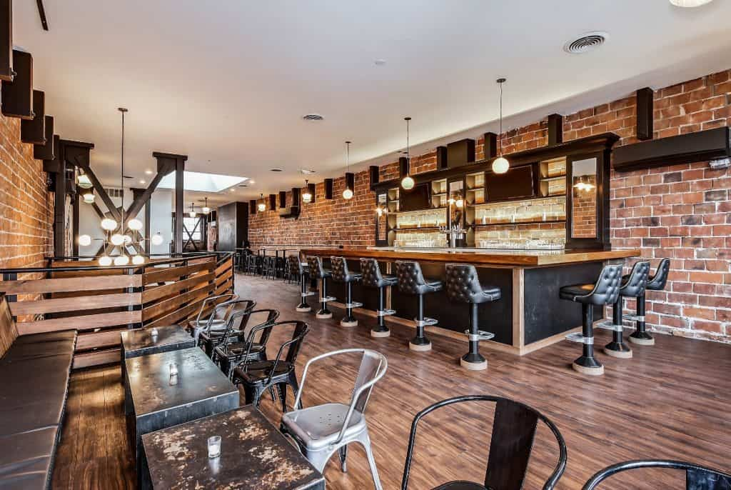 Full Venue Urban Historic Open Space with Exposed Brick seattle rental