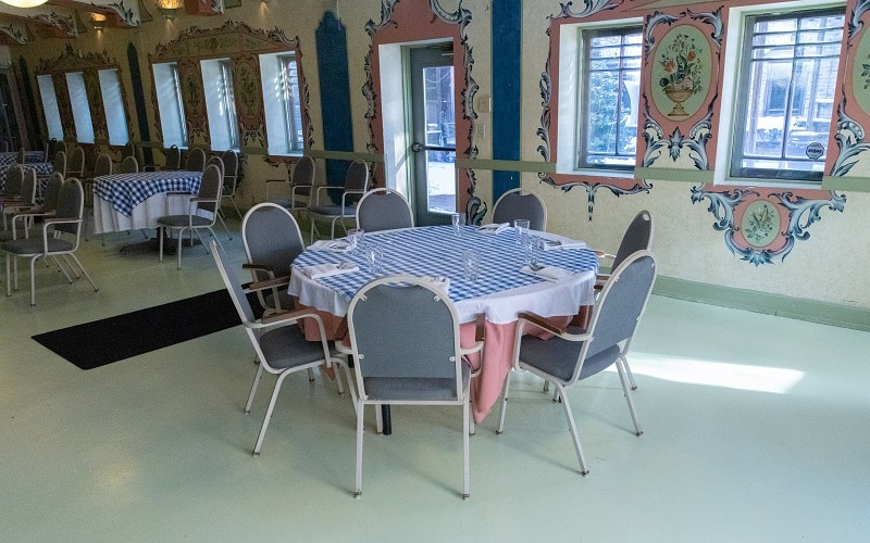 German Inspired Quaint Event Space