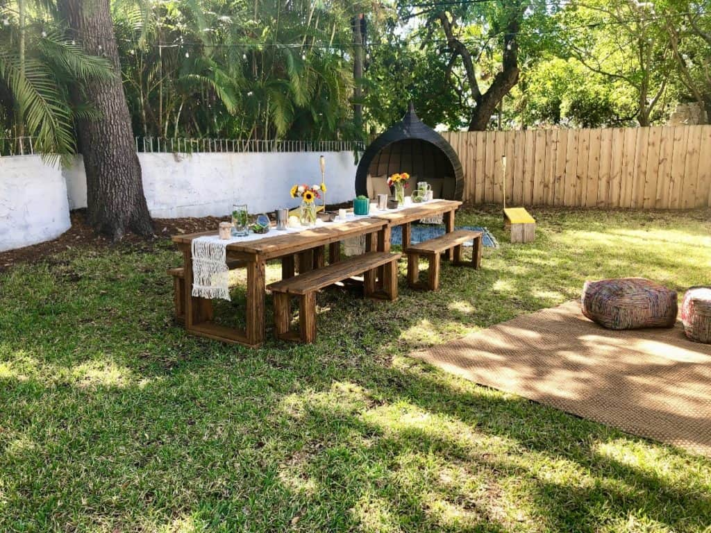 Historic Buena Vista Home with Large Cozy Backyard for Entertaining miami rental