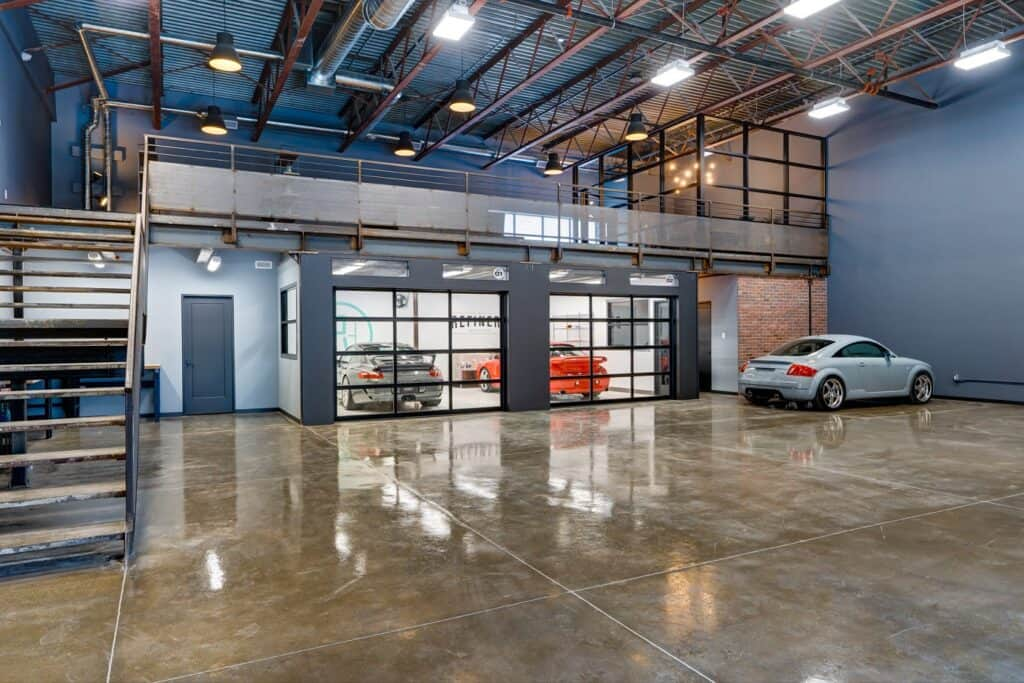 Industrial-Chic Downtown Warehouse Loft With Interior Vehicle Access toronto rental