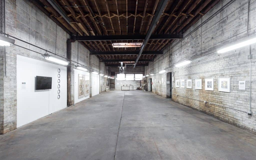 Inspirational and Raw Urban Warehouse chicago rental