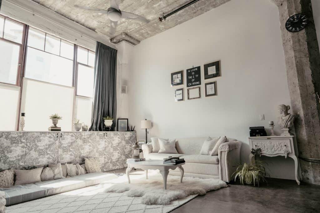 Instagrammable SOMA Industrial Loft Space san francisco rental